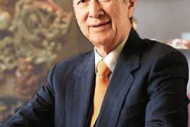 2020年5月26日一代赌王何鸿燊逝世,享年98岁