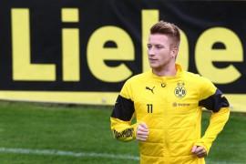 罗伊斯最早4月初复出 可能会影响欧洲杯